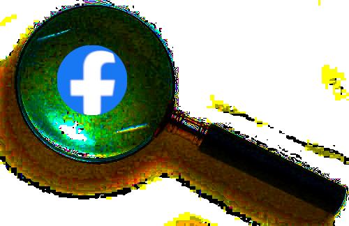 Trovare informazioni sensibili su Facebook con FBI
