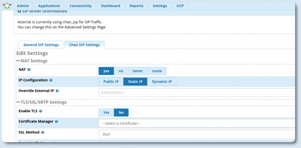 Script Bash per aggiornamento ip dinamico FreePBX Asterisk
