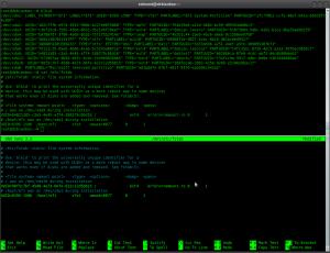Clonazione e backup di una partizione con rsync