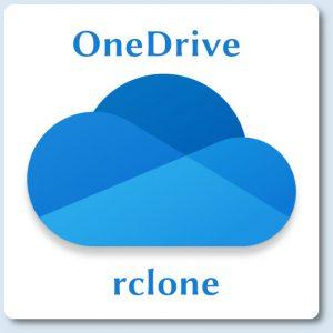 Onedrive su Debian 10 con rclone