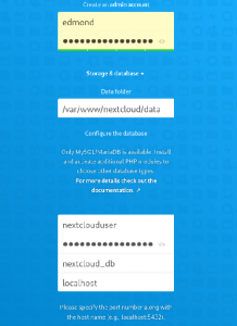 Nextcloud Letsencrypt su Raspberry Pi 4