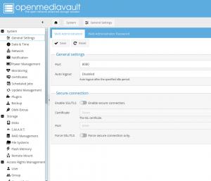OpenMediaVault 5 su Raspberry Pi 4