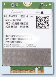 Huawei ME936 modulo LTE Debian 10